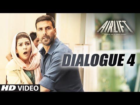 AIRLIFT Chot Lagti Hai Na To Aadami Maa Maa Hi Chillata Hai  Dialogue Promo 4