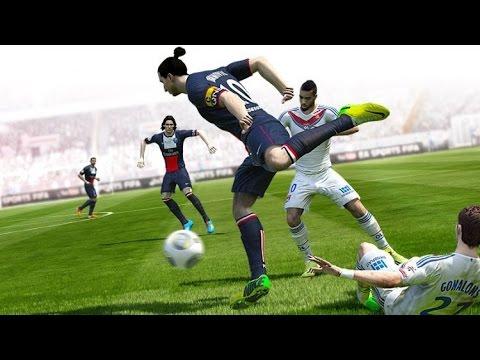 FIFA 16 oynanış videosu