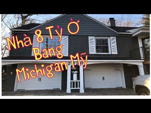Vlog 562 ll Tiếp Tục Đi Xem Nhà 8 Tỷ Ở Bang Michigan Mỹ Như Thế Nào? - Thời lượng: 12 phút.
