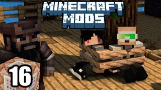 Video Minecraft Mods Indonesia - Bajak Laut & Bisa Terbang! (16) MP3, 3GP, MP4, WEBM, AVI, FLV Juli 2018