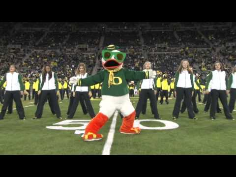 oregon duck - If The Duck can do it, we can do it too Filmed by: Kelli Urabe Tom Emerson Sarah Dodson Bret Emerson Edited by: Kelli Urabe Inspired by PSY's
