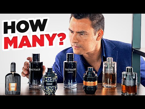 How Many Colognes Should YOU Own? Ultimate Guide To Fragrance Types!