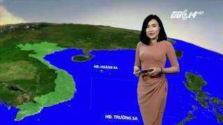 (VTC14)_Thời tiết cuối ngày 08.12.2016, Dự Báo Thời Tiết, Dự Báo Thời Tiết ngày mai, Dự Báo Thời Tiết hôm nay