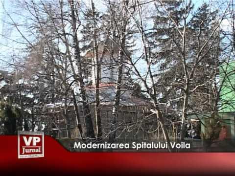 Modernizarea Spitalului Voila