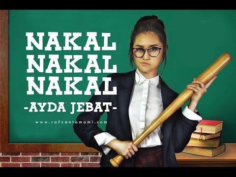 Video Ayda Jebat - Nakal Nakal Nakal (Official Karaoke + Lirik) download in MP3, 3GP, MP4, WEBM, AVI, FLV January 2017