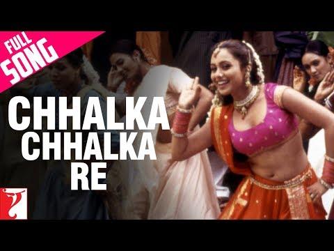 Chhalka Chhalka Re - Saathiya (2002)
