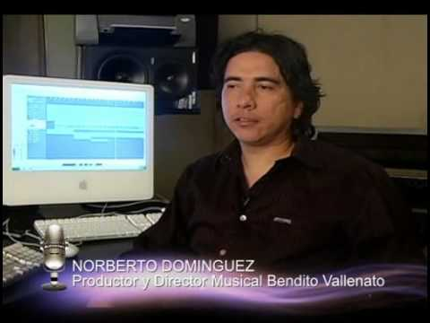 Parte 2 Documental Bendito Vallenato... Nelson Velasquez