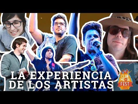 La Experiencia Club Media Fest: Festival de Youtubers