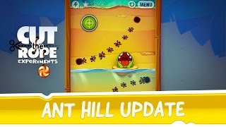 Video review Cut the Rope: Experiments HD - 1.6.1