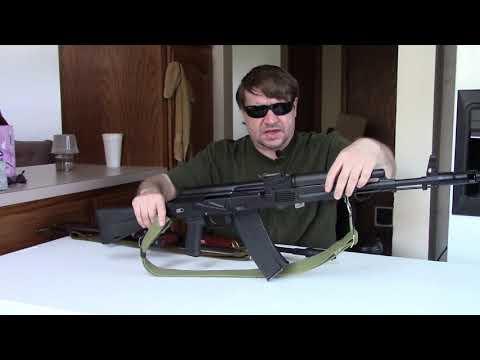 AK74 & AK74M Differences (Arsenal SLR105 vs Izhmash SGL31)