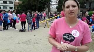 Hospital Tereza Ramos realiza caminhada pela vida