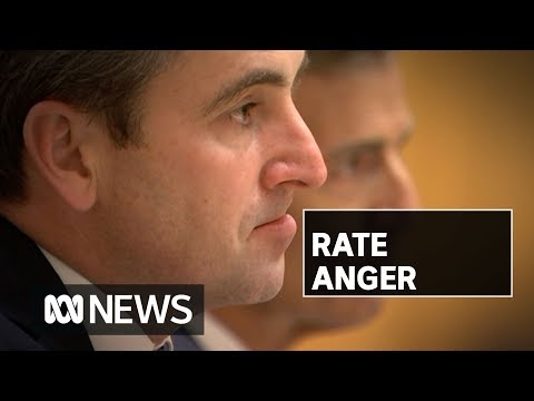 Bank execs grilled over rate cuts as public anger grows | ABC News