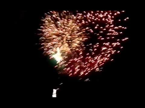 Fogos de artifício em Piúma(1)