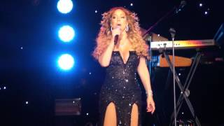Mariah Carey Dubai 2017 Hero