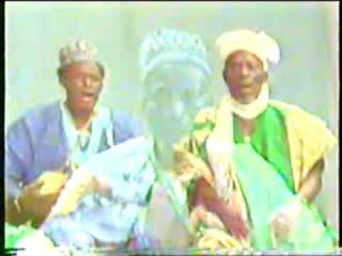Dan kwairo tsoffin Wakokin Sardaunan Sokoto Kashi na biyu
