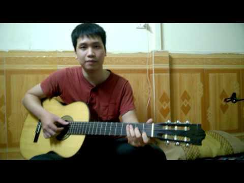 Hướng dẫn Guitar đệm hát - Bài 3: Điệu slow rock (móc dây) Guitar Tiến Quyết