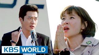- Premiere: 2017 Apr 6 / Every Thu & Fri 21:50 (UTC+9, Seoul) - Starring: Choi KangHee, Kwon SangWoo - Delivers Within 24hours from First-run in Korea, with English subtitles!------------------------------------------------Subscribe KBS World Official YouTube: http://www.youtube.com/kbsworld------------------------------------------------KBS World is a TV channel for international audiences provided by KBS, the flagship public service broadcaster in Korea.  Enjoy Korea's latest and most popular K-Drama, K-Pop, K-Entertainment & K-Documentary with multilingual subtitles, by subscribing KBS World official YouTube.------------------------------------------------대한민국 대표 해외채널 KBS World를 유튜브에서 만나세요. KBS World는 전세계 시청자에게 재미있고 유익한 한류 콘텐츠를 영어 자막과 함께 제공하는 No.1 한류 채널입니다. KBS World 유튜브 채널을 구독하고 최신 드라마, K-Pop, 예능, 다큐멘터리 정보를  받아보세요. ------------------------------------------------[Visit KBS World Official Pages]Homepage: http://www.kbsworld.co.kr Facebook: http://www.facebook.com/kbsworldTwitter: http://twitter.com/kbsworldtv Instagram: @kbsworldtvLine: @kbsworld_asiaKakaoTalk: @kbs_world (http://plus.kakao.com/friend/@kbs_world)Google+: http://plus.google.com/+kbsworldtv