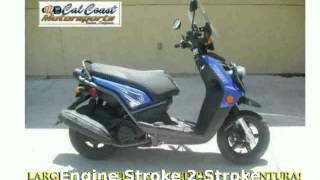 1. 2004 Yamaha Zuma Base - Specs, Walkaround
