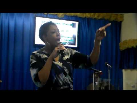 Christ Is The Answer Ministry's JASA Women's Conference 2014