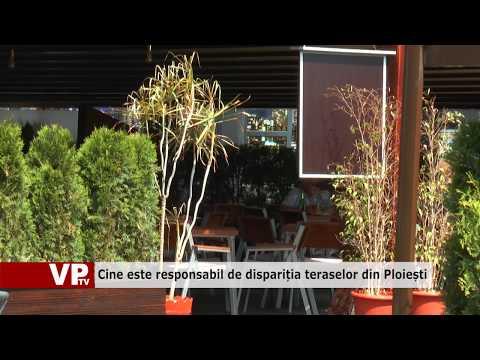 Cine este responsabil de dispariția teraselor din Ploiești