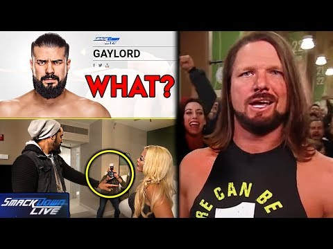 WWE Is So Stupid.. I Love It! (WWE Smackdown Live Jan. 15, 2019 Review & Results)