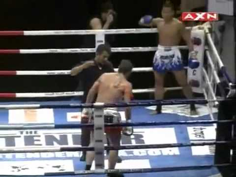 The Contender Asia Muay Thai Ep 15/9