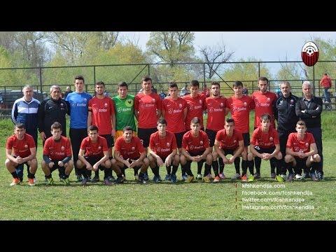 (06.04.2014) Juniorët  Shkëndija - Miravci 0-0 (видео)