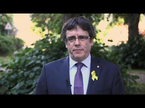 Puigdemont will in Deutschland Verfassungsbeschwer ...