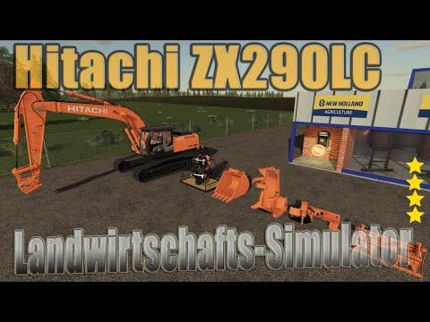 Hitachi ZX290LC v1.0.0.0