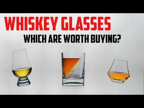 What Whiskey Glasses are worth buying? (видео)