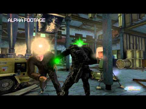 New Splinter Cell: Blacklist Video Focuses on the Visual Style and Art Direction