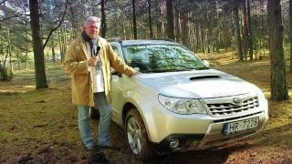 Subaru Forester 2011 Tests Latvijas Ceļos / Subaru Forester Test Drive Latvia JauniAuto.lv