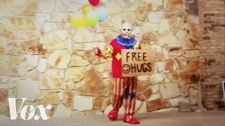 Nonton America's creepy clown craze, explained Film Subtitle Indonesia Streaming Movie Download