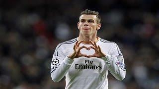 Gareth Bales Treffer für Real Madrid