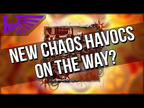 New Chaos Space Marine Havocs (And Other Goodies) On The Way?
