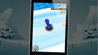 Super Penguins YouTube video