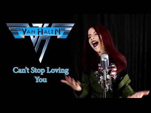 """Van Halen  """"Can't Stop Lovin' You"""" Cover by Andrei Cerbu"""