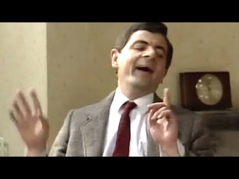 Spend time with Mr Bean  Funny Clips  Mr Bean Official