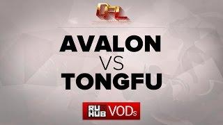 Avalon vs TongFu, game 2