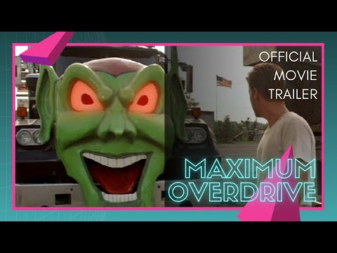 Maximum Overdrive Original Movie Trailer [1986]