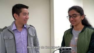 中正大學國際化專題影片 國際學生篇