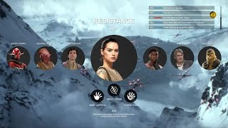 Star Wars Battlefront 2 (2017) Hero Concepts and Fan Art.The last part of the hero concept ideas for Star Wars The Force Awakens heroes.The first part contains Force Awakens heroes and the second part concepts which didn't make it final and some others. Also, I added some of the Star Wars Battlefront 2 Ahsoka Tano concept images which didn't make it final. I hope you enjoy it.Star Wars Battlefront 2 Prequel TrilogyStar Wars Battlefront 2 Clone WarsStar Wars Battlefront 2 RebelsStar Wars Battlefront 2 Rogue OneStar Wars Battlefront 2 Original TrilogyStar Wars Battlefront 2 The Force AwakensStar Wars Battlefront 2 The Last Jedi►Images Created by me: HawxThy (Ahsoka_Tano in the Battlefront Forum)►Music Provided by NoCopyrightSounds:►Alan Walker - Spectre [NCS Release]: https://www.youtube.com/watch?v=AOeY-nDp7hI►YouTube: https://www.youtube.com/user/DjWalkzz/featured►Twitter: https://twitter.com/IAmAlanWalker