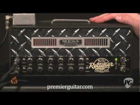 Video Review - Mesa/Boogie Mini Rectifier Twenty-Five