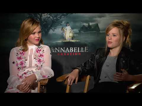 Annabelle: Creation - Filming the Fear Featurette
