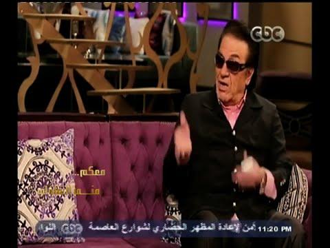 منى الشاذلي  لقاء خاص مع الفنان...