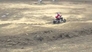 2. Can-am ds90x MX practice