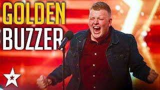 Video Nervous Welsh Opera Singer Gets GOLDEN BUZZER! | Britain's Got Talent | Got Talent Global MP3, 3GP, MP4, WEBM, AVI, FLV Maret 2019
