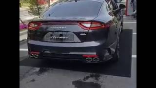 2017 Kia Stinger GT - Exhaust Sound
