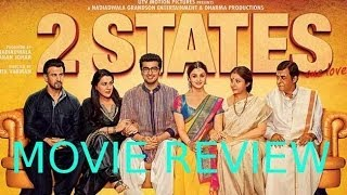 2 States - Full Movie Review - Arjun&alia