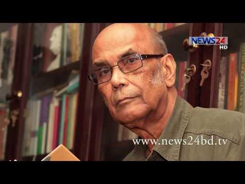 আজ সব্যসাচী লেখক সৈয়দ শামসুল হকের ৮১তম জন্মবার্ষিকী
